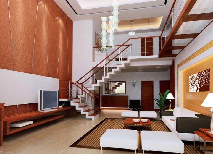 室外装修是指房屋室外的装饰.室内装饰装修,是指住宅   竣