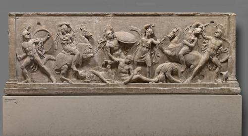 古典艺术部重要展品