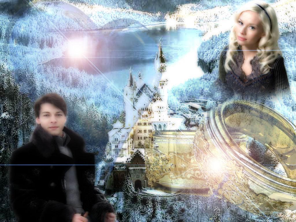 电视剧 情迷彼得堡 精美壁纸