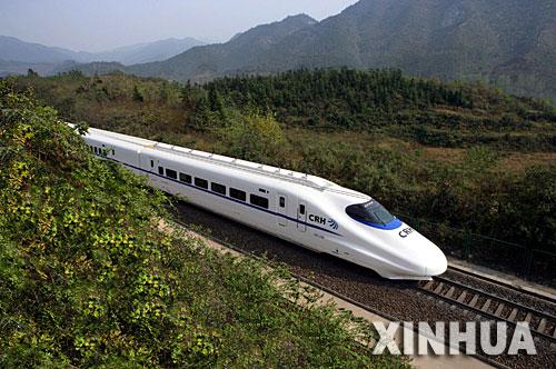 2004年,中国铁道部为国内铁路进行提速,向法国的阿尔斯通