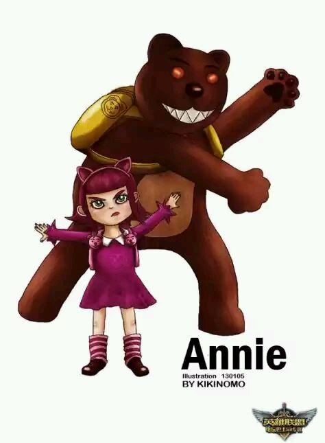 安妮安博斯与提妮