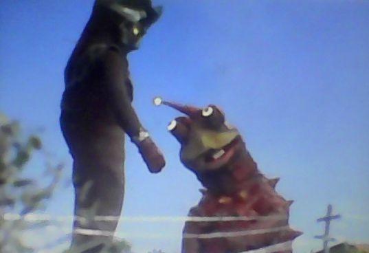 奥特曼雷欧被怪兽打死