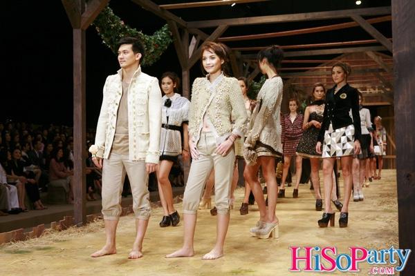 100326 ken bee 香奈儿春夏季服装走秀 泰国明星ken吧 百高清图片