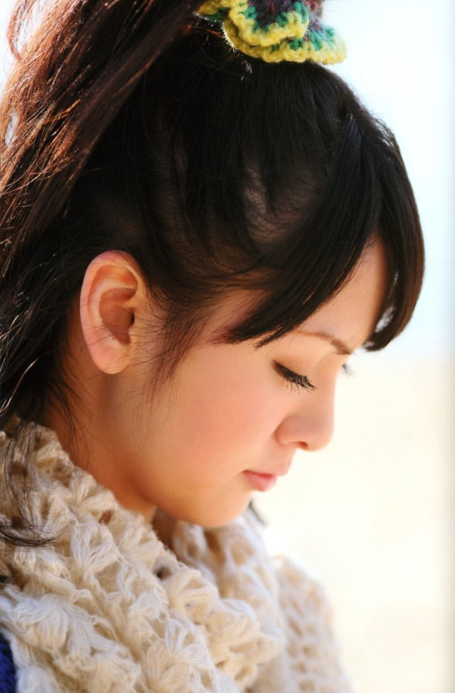 日本最可爱的女生!