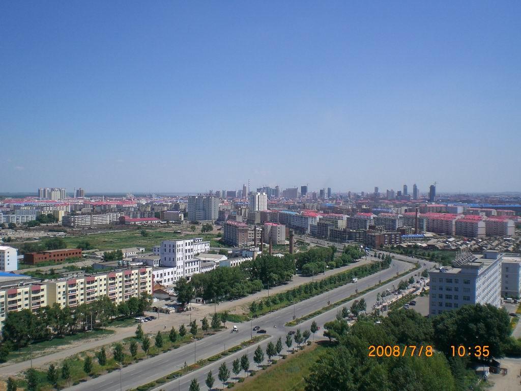 东北百万人口特大城市及近百万人口大城市一览