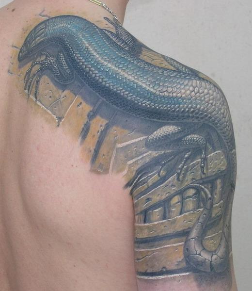 什么纹身好看图片