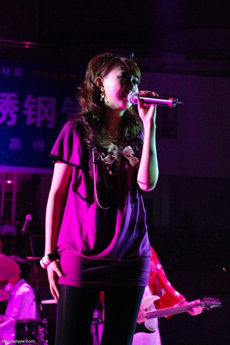 【张伟摄影】卓依婷化州演唱会高清图片图片