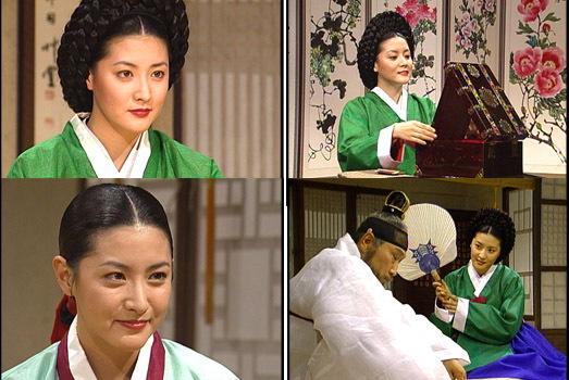 朝鲜王朝三大妖女