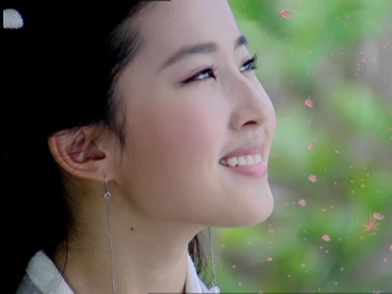 古装美女之刘亦菲