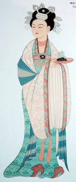 如果说中国古代男子服饰的主题是实用图片