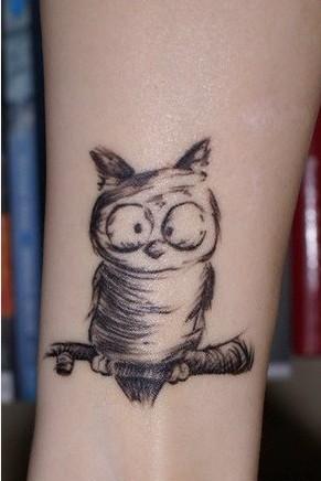 字母纹身图案,经典英文句子纹身图片 女生手臂燕子英文纹 小清新英