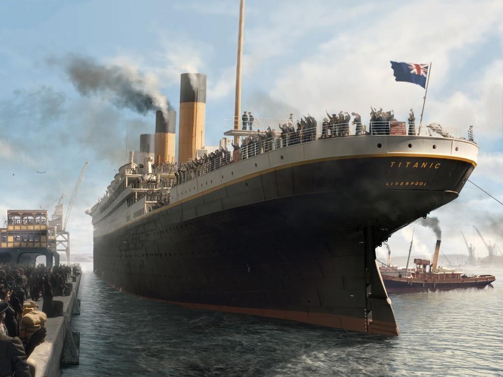 泰坦尼克号壁纸.喜欢什么样的自己选图片