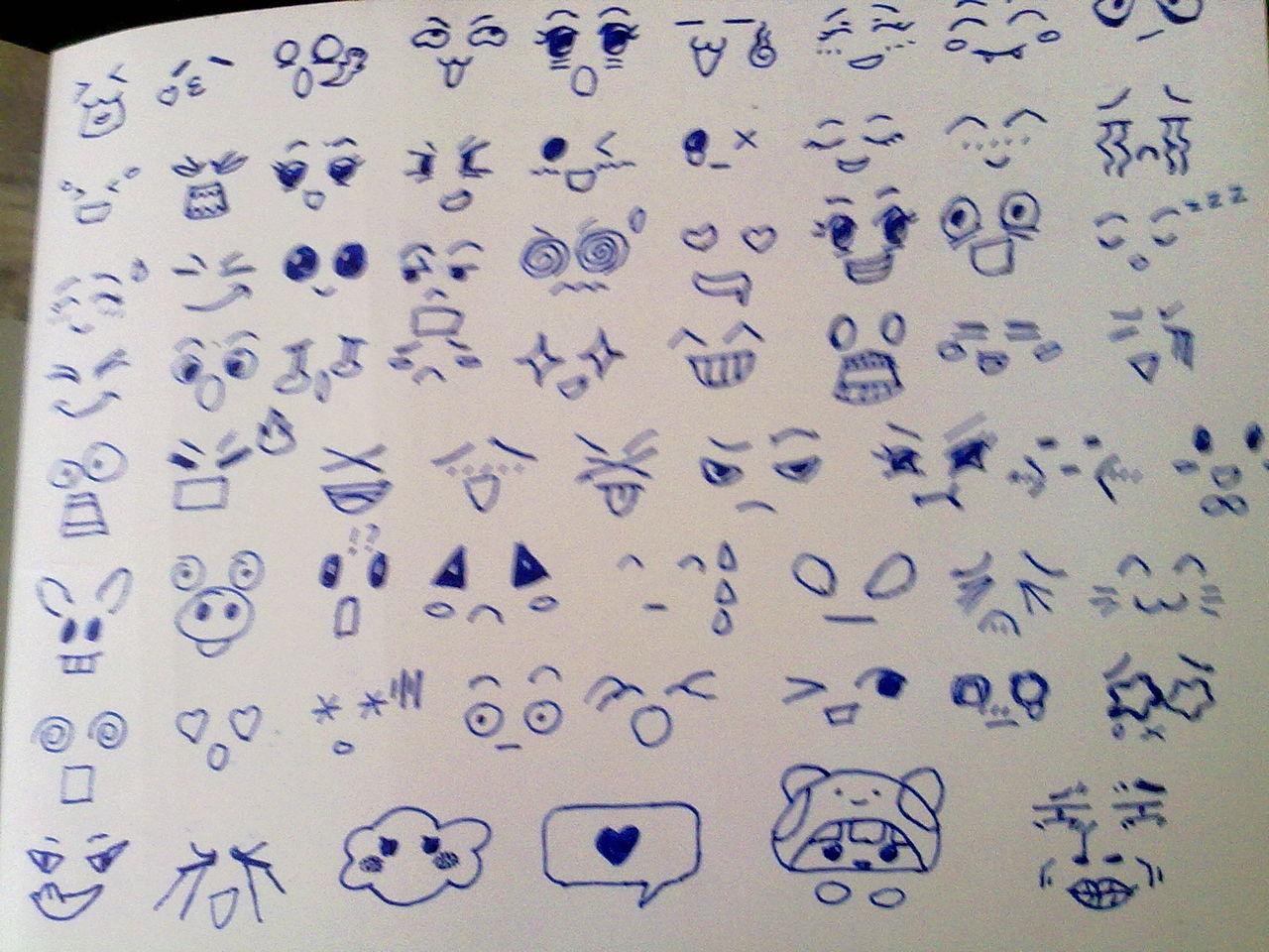 简单手绘日记插画图片内容 简单手绘日记插画图片版面设计