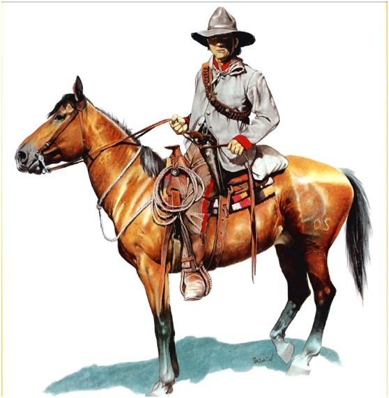 [转载]军事素质使得近代骑兵远胜古代骑兵——骑兵的近代化发展[参赛]