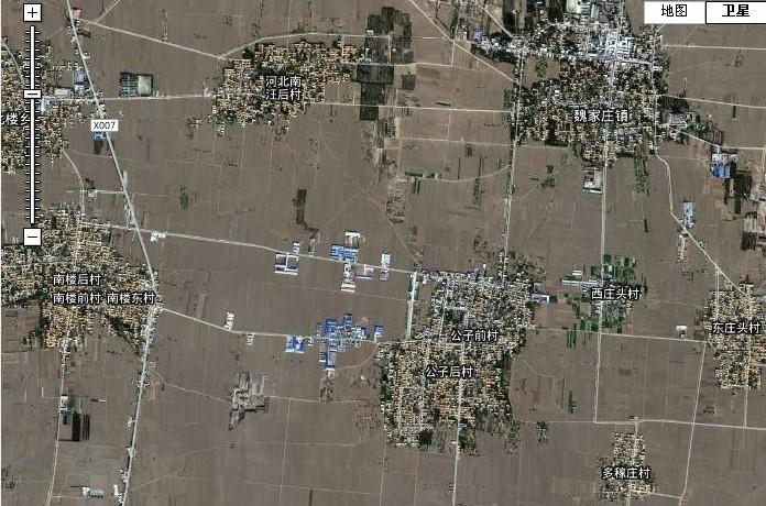 相约久久卫星地图2016图片