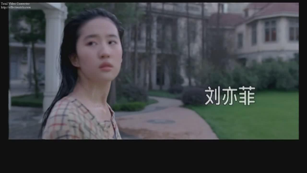 2010年图文直播 五月之恋 记忆中刘亦菲的美好青春