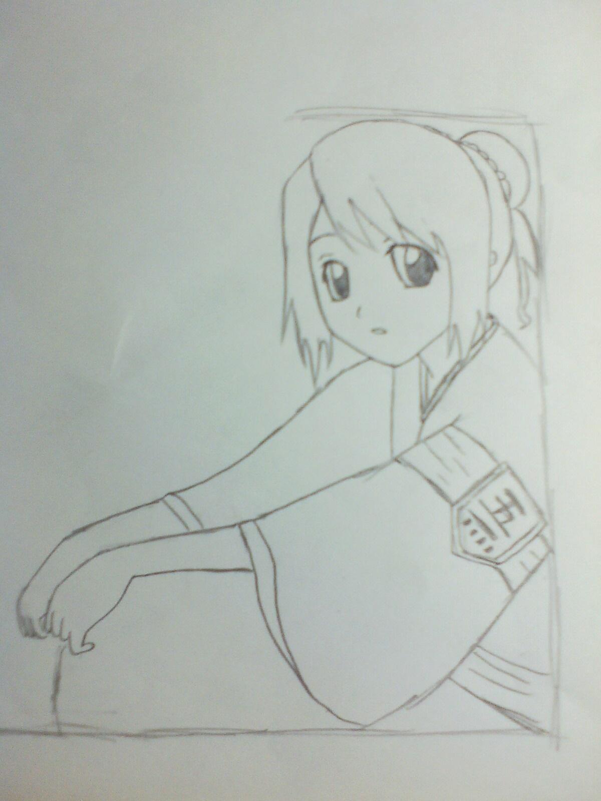 【临摹】铅笔画的图片
