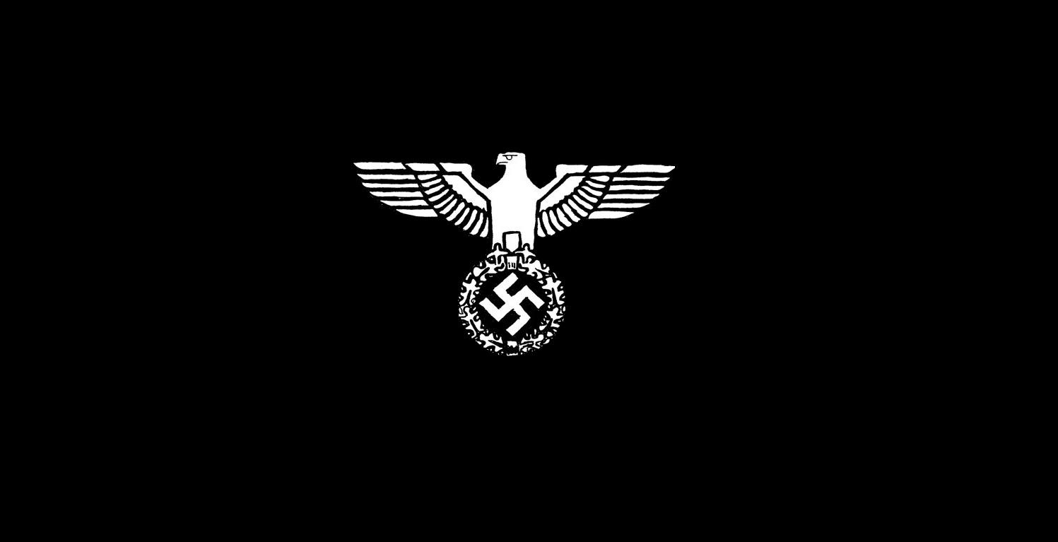 纳粹鹰 纳粹鹰徽高清照片 鹰徽高清