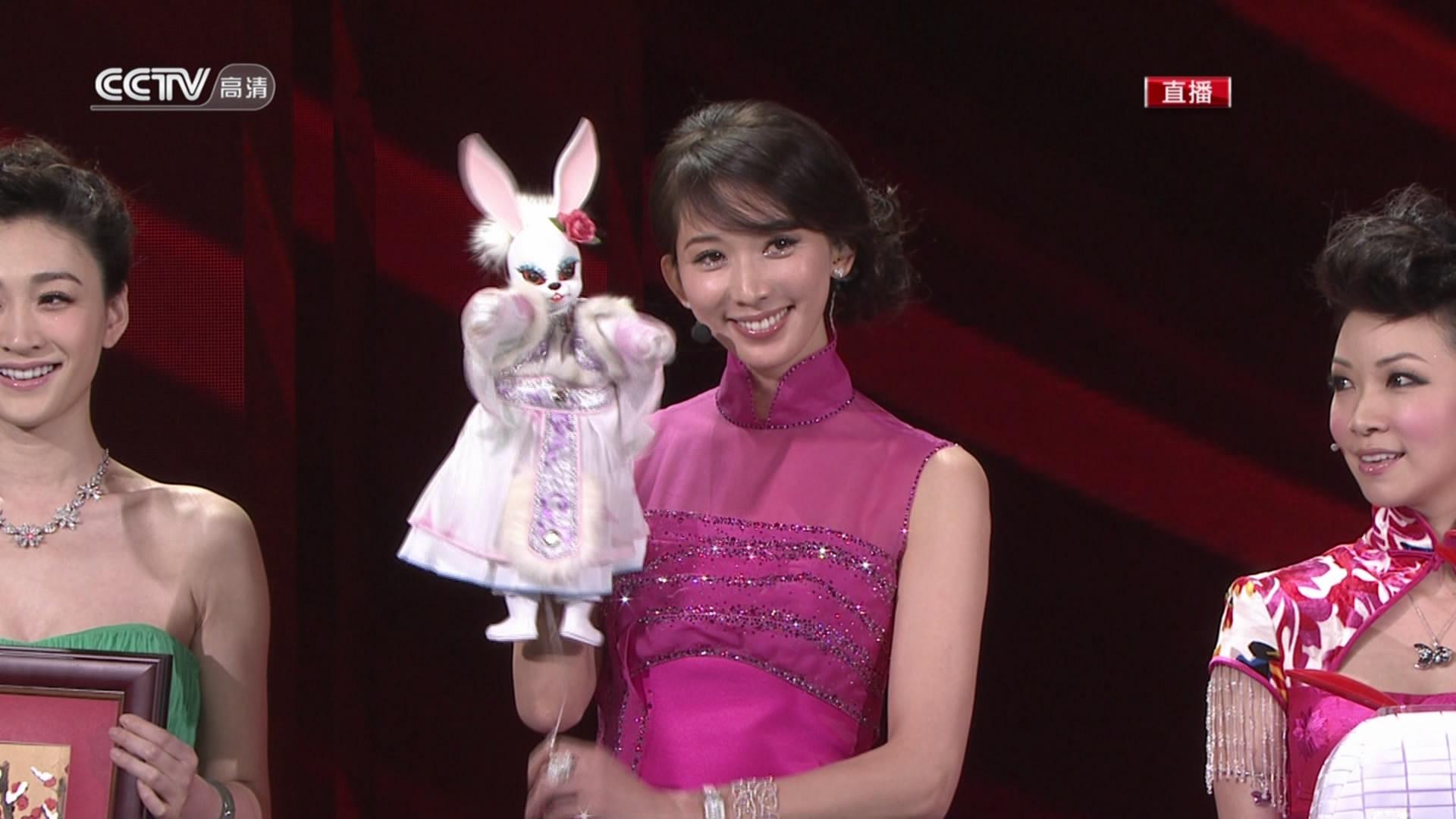 【视频0714】2011年春晚林志玲部分1080p高清下图片图片