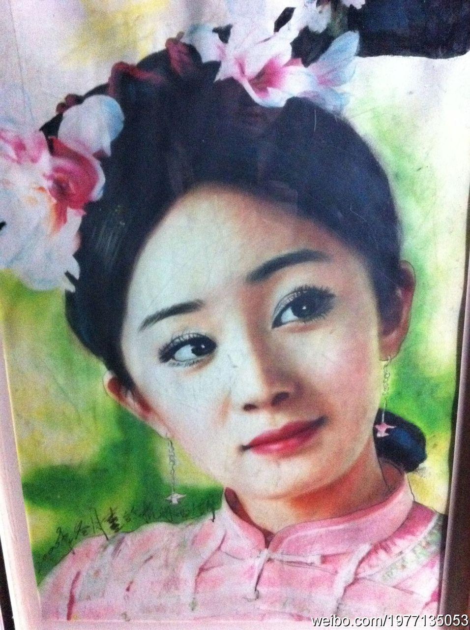 【℡mua‖七仙女】古装美女明星手绘大集合图片
