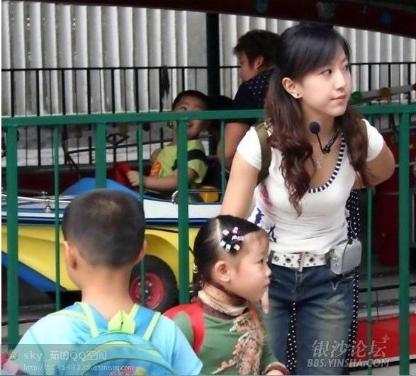 湛江美女幼师 可以和奶茶mm叫板吗?满分100