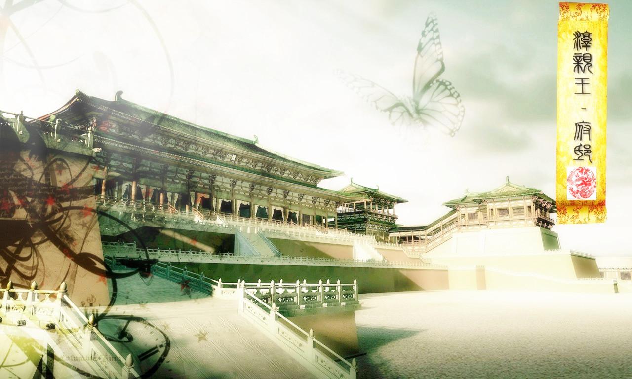 ◎古代穿越之皇宫◎图片
