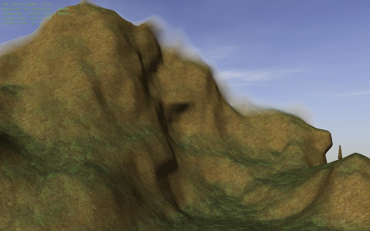 开发的类似minecraft的游戏,上次的帖子沉了 1280×800