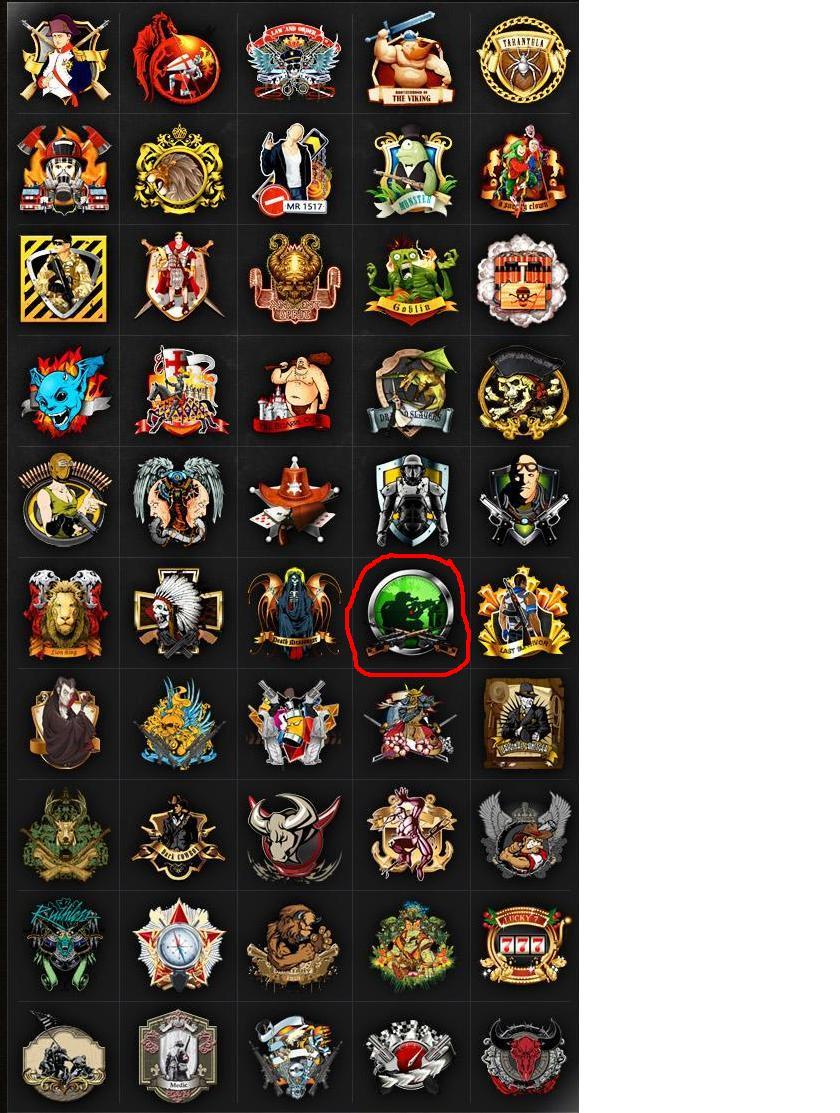 雨战队队徽logo 自由之战战队队徽 自由之战战队队徽 ...