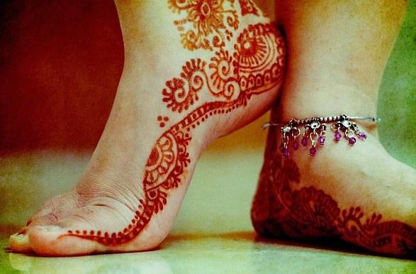 【印度海娜纹身】_北京纹身吧图片