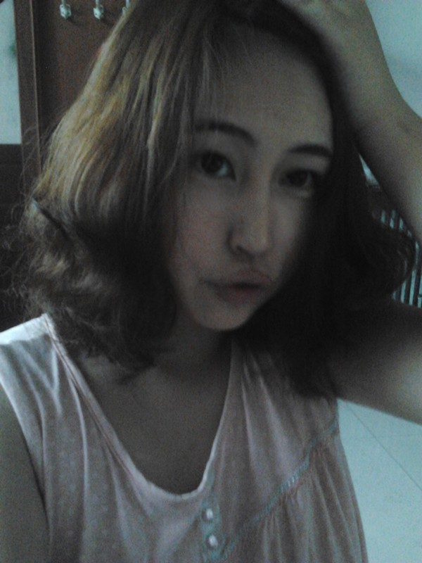 长发短发对比照分享展示图片