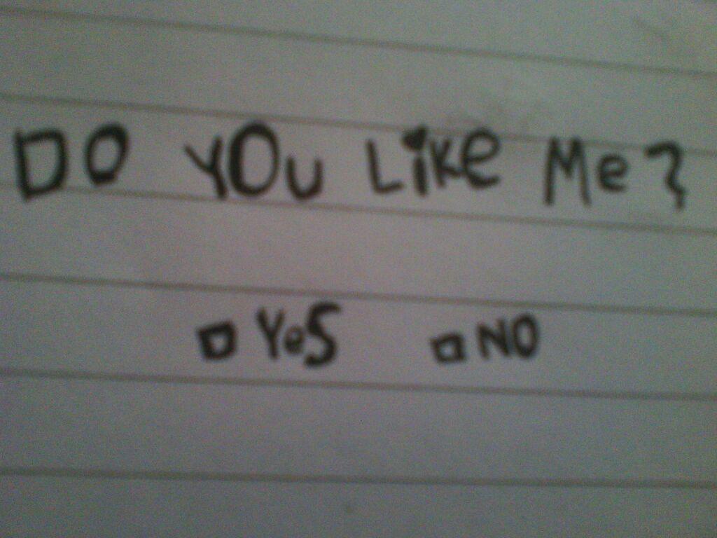 doyoulikeme_‖do  you   like   me  ?