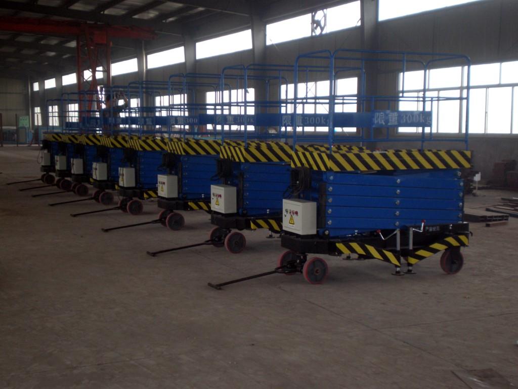 济南晴川液压机械有限公司专业生产登车桥图片