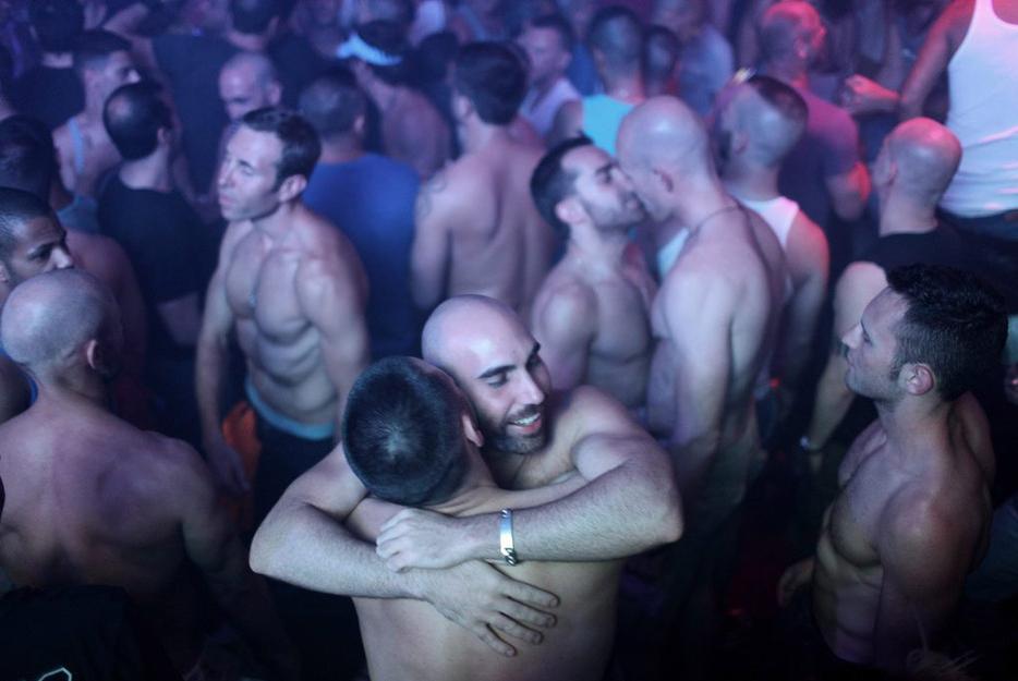 不是肌肉男聚会吗?