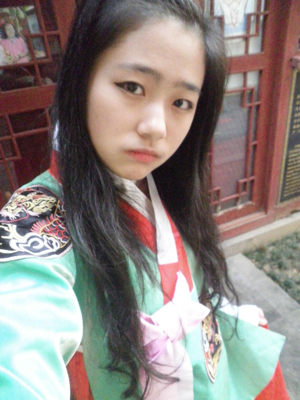 朝鲜族的发型有展示分享发型长发中妈妈图片