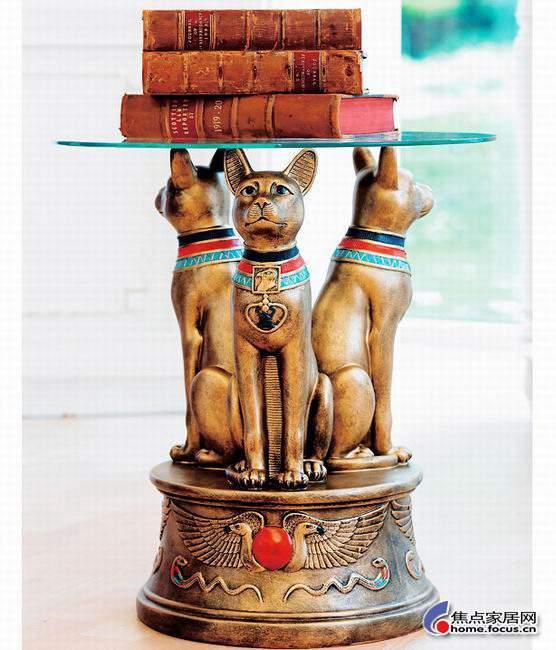 四大文明古国之一的埃及风格图片
