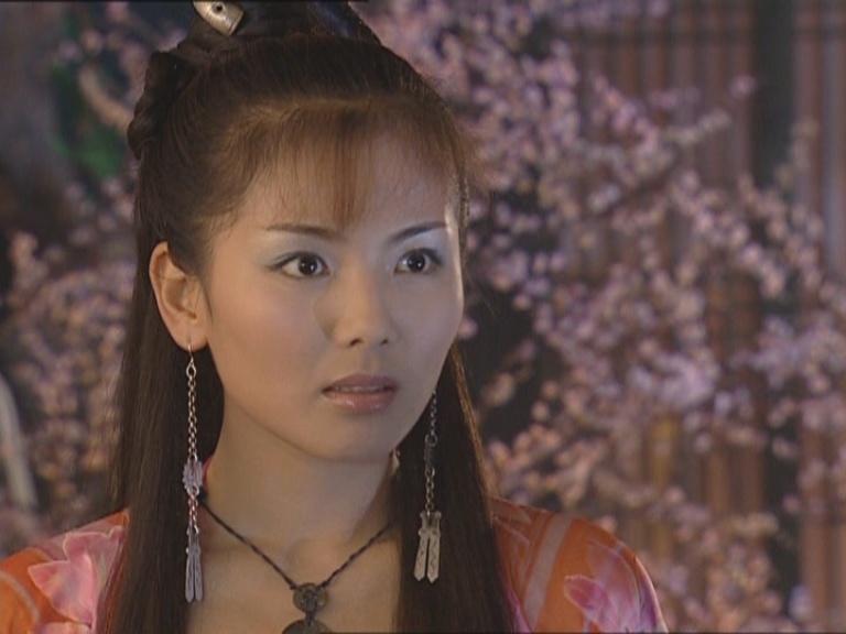 中国古装电视的美女们图片
