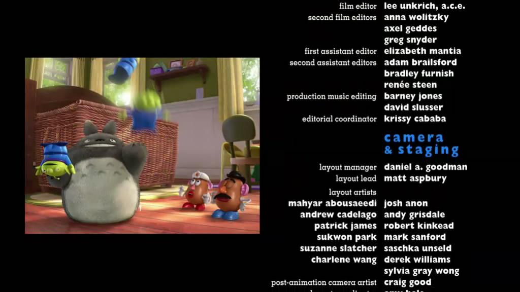 &#276&#276玩具动员3里的龙猫截图