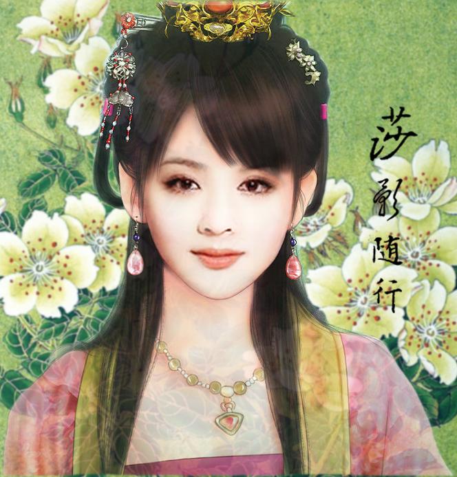 【℡Mua‖七仙女】古装美女明星手绘大集合~