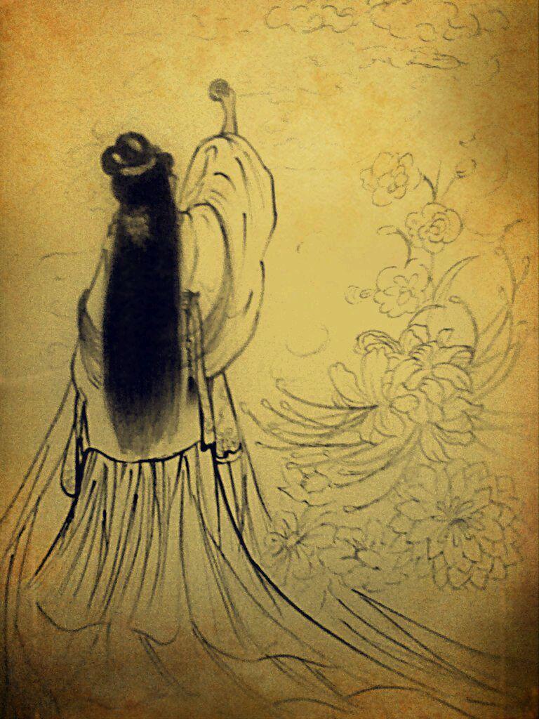 中国古代手饰衣服图片