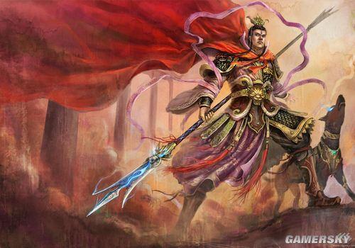 中国神话人物终极武力排行榜!图片