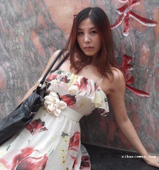西安美女王虹 职业:模特