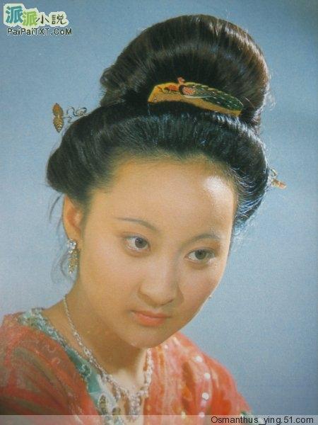 唐朝女子发型 唐朝女子的妆容和发型 唐朝女子服饰图片-唐朝发型 娃娃图片