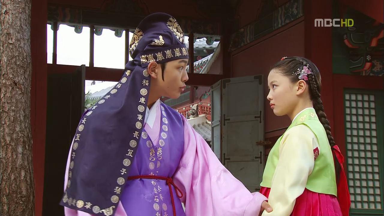『古色古香』盘点‖好看的韩国 古装剧