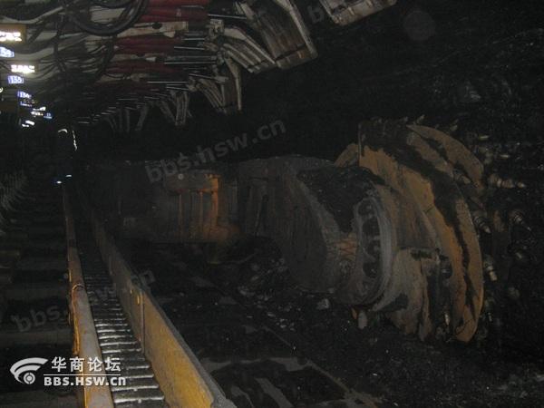 神木有那些煤矿_神木新窑上 煤矿 夜间采煤炮声隆