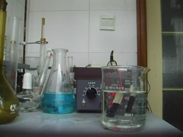 实验室用氯化钠_【虫虫实验室】【电化学系列】【电解饱和 氯化钠 溶液
