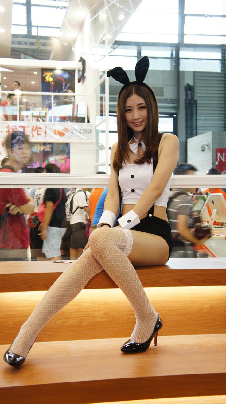 chinajoy现场照片 本人只拍美女