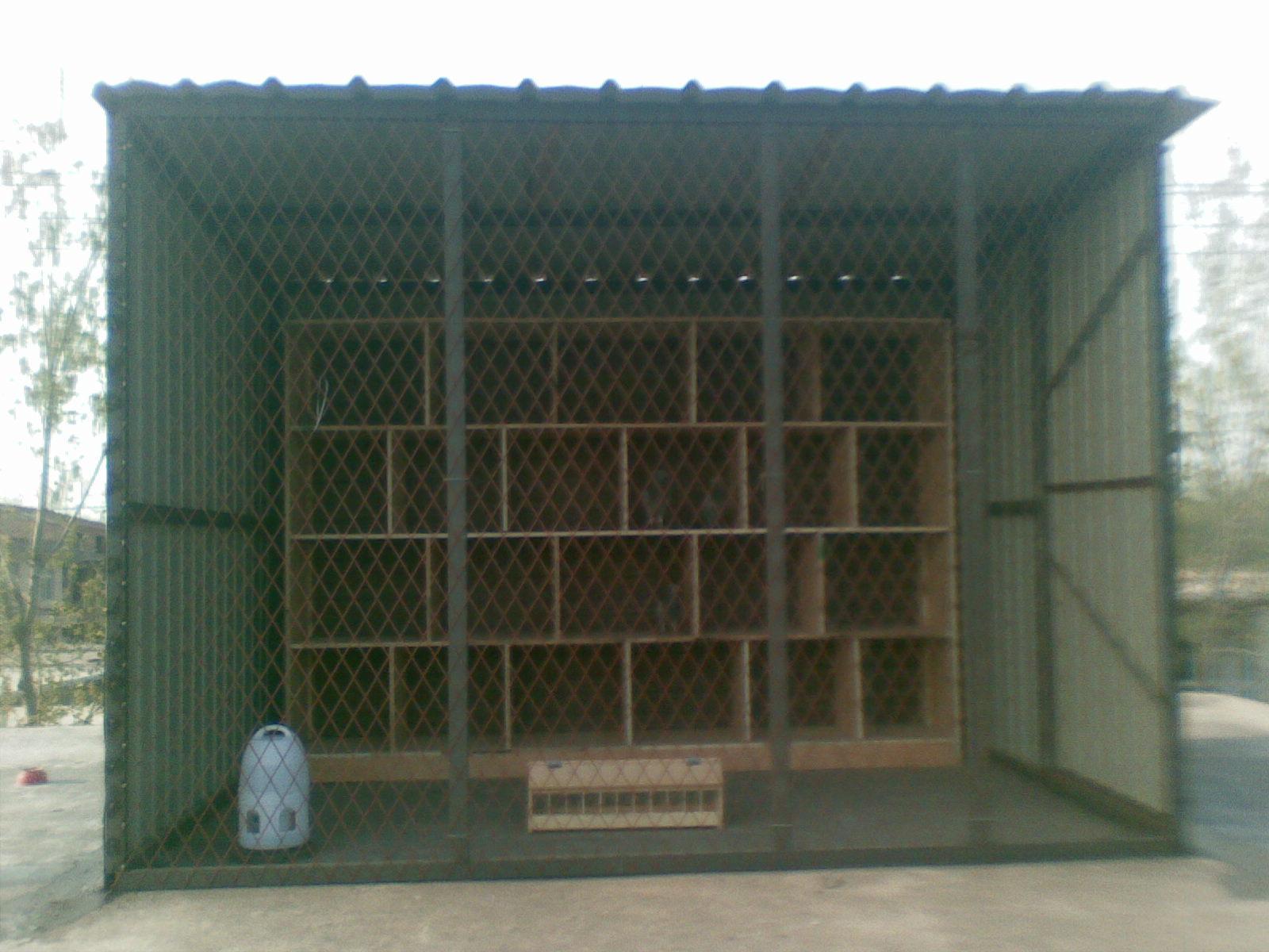 彩钢瓦棚效果图图片大全 专业搭建各种彩钢瓦棚