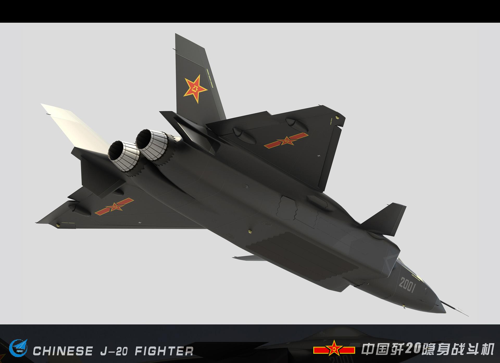 俄称歼-20融合全球先进技术但发动机仍是短板