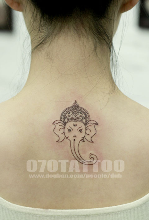 手艺娃刺青收集的,发一些有创意的纹身作品和图稿与大家共同学习图片