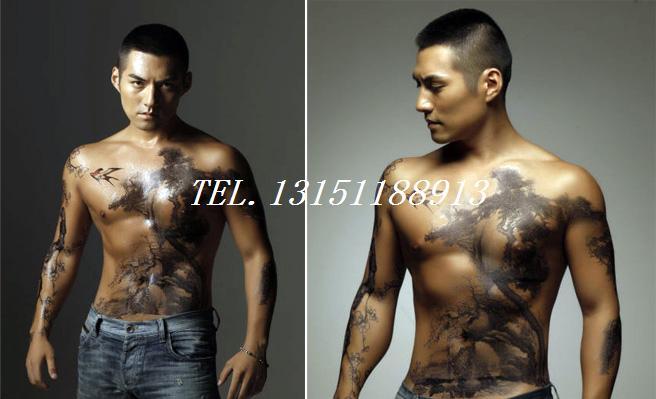 苏州市最好的纹身 2012最新暂时性艺术纹身模版